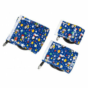 Cuffs for Lian pack paediatric - pocket with connector (Set of 3)