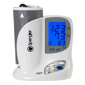 Spengler Electronic blood pressure monitor ES 60 with Cuff