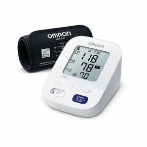 Omron M3 Comfort Blood Pressure Monitor with IntelliWrap Cuff