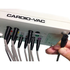 Plug-in electrodes for Cardio Vac Code Suction System (Per unit)
