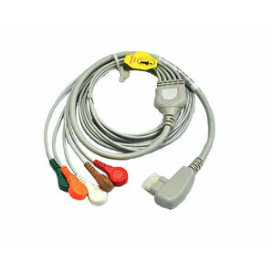 7-wire cable for DMS 300-7 holter Ref: A07 001 / 003-301
