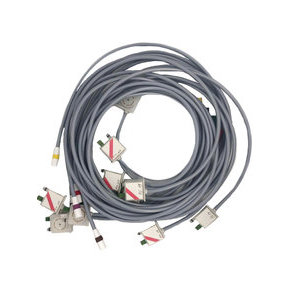 Complete set of 10 Leadwires for suction system Kiss 38401590