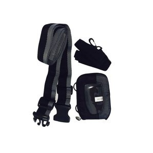 GE CM4000 reusable carrying pouch with belt and strap