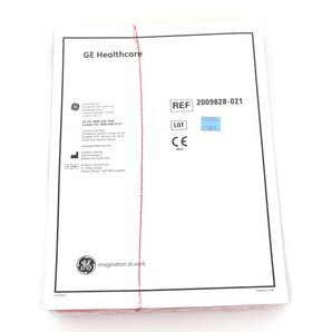 Original ECG paper for G.E. MAC 5000 - 2009828-061 (16 bundles)