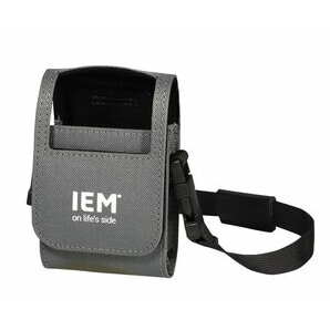 Carrying pouch for Mobile-O-Graph ABPM with shoulder strap