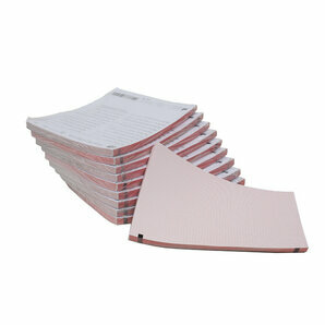 General Electric MAC 2000, MAC VU360 A4 ECG paper - 2104772-001 (10 bundles)